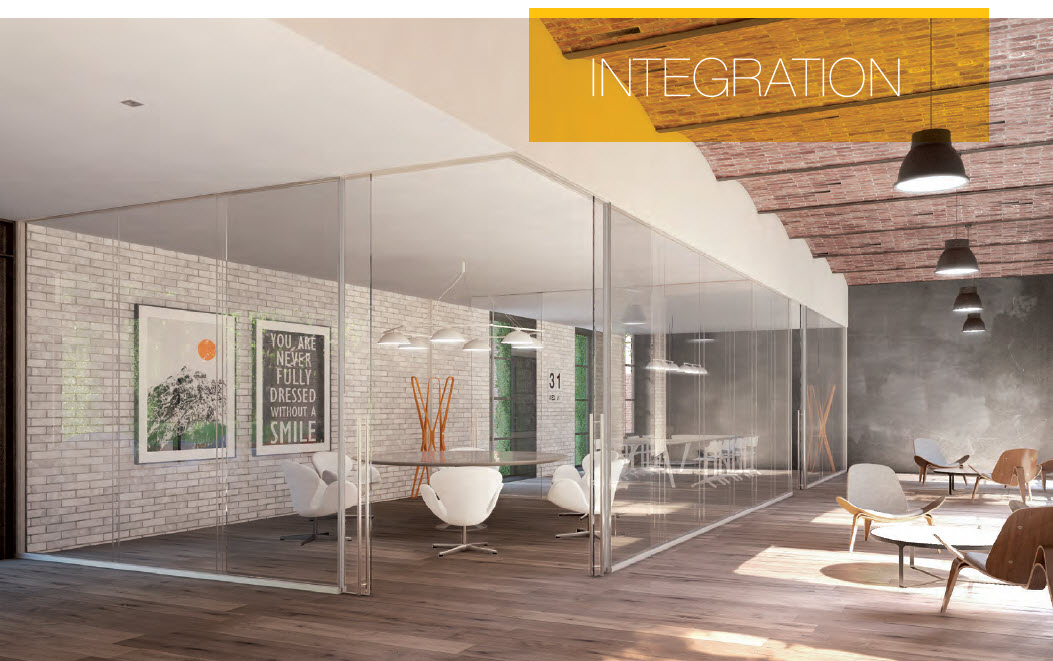 KLEIN'S PANORAMIC FRAMELESS GLASS WALL SYSTEMS (SEAMLESS)