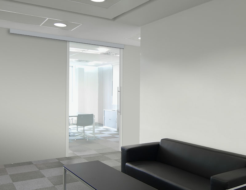 UNIKGLASS+ (SINGLE GLASS DOORS)  (Recessed or Surfaced)