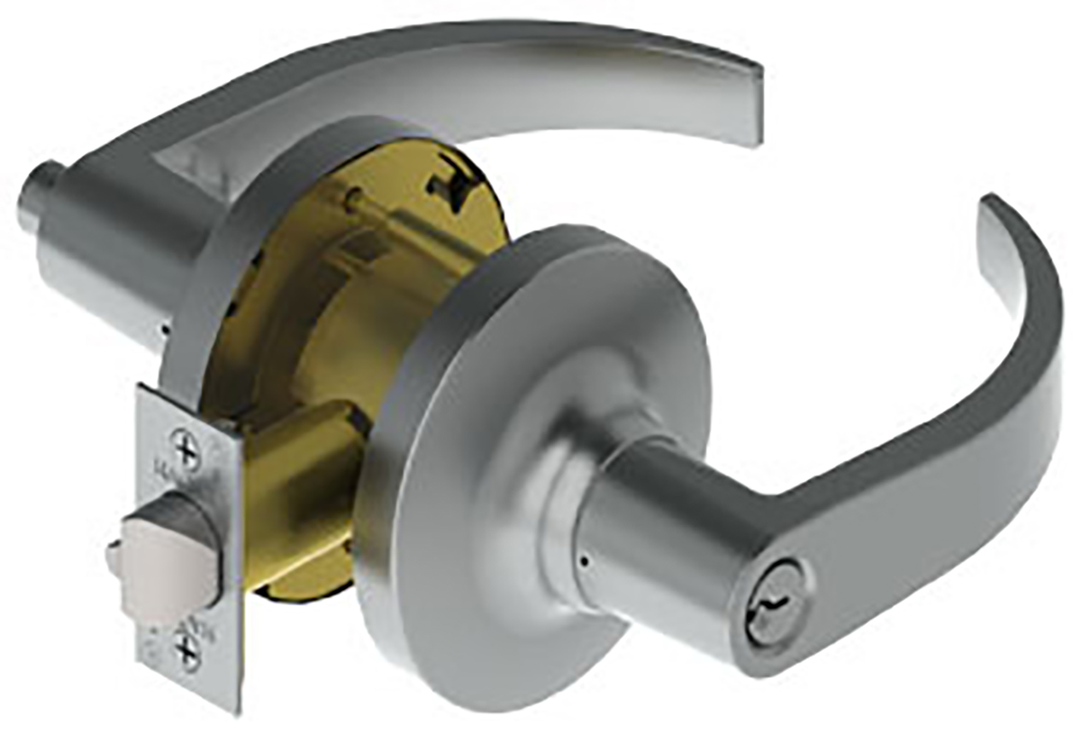 Cylindrical Lockset