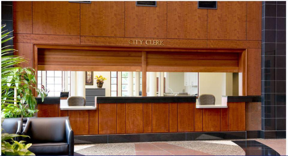 Delmar Library Shades